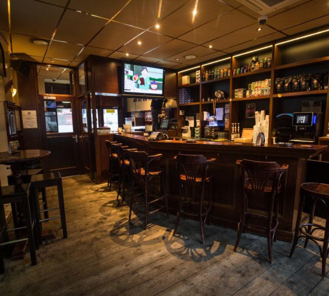 кофейня Амстердам на север