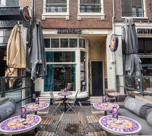Cafetería Amsterdam