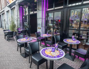 Кофейня Амстердам