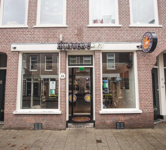 coffeeshop Haarlem