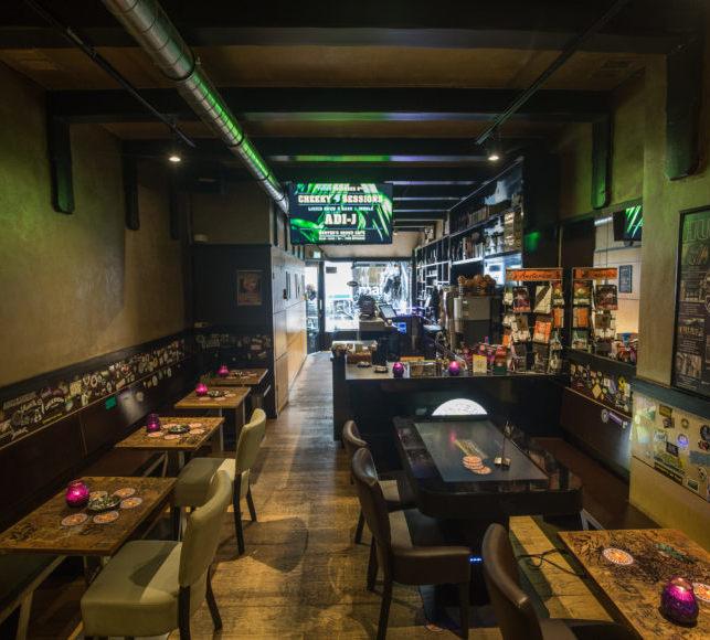 coffeeshop Amsterdam centrum