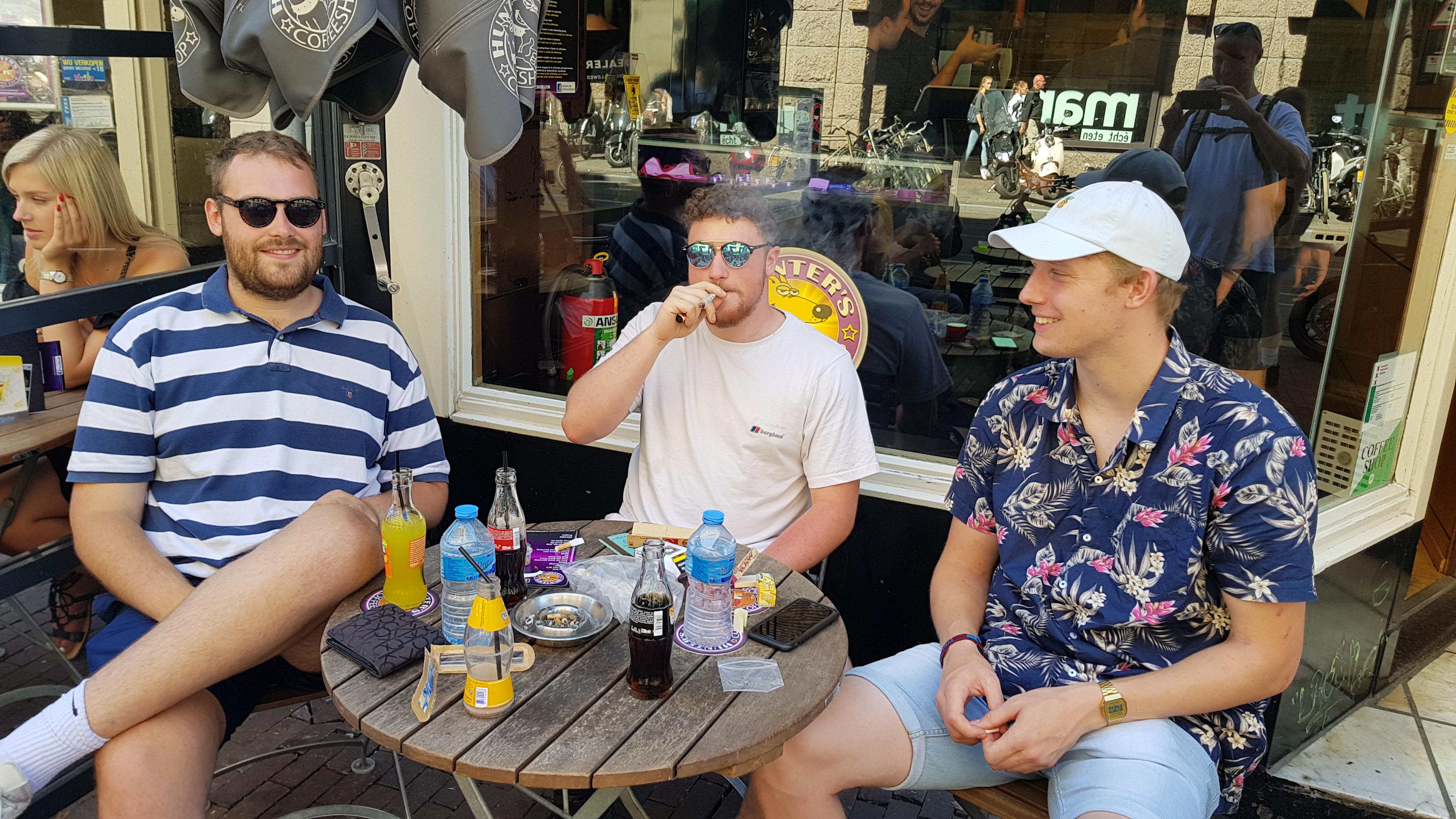 Кофейня Амстердам Запад