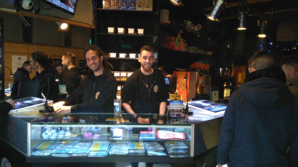 Coffeeshop Amsterdam West
