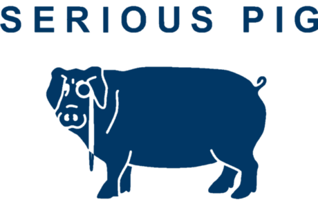 Serious Pig