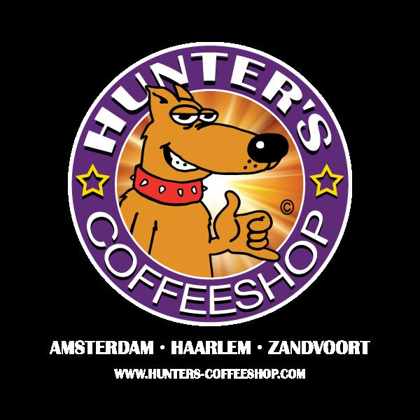 Hunters Coffeeshops – Amsterdam Logo